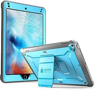 Supcase [Unicorn Beetle Pro Series] Design for Ipad Mini 5 Case, with Built-in Screen Protector Full-Body Rugged Kickstand Hybrid Case for Ipad Mini 5 (2019 Release) & iPad Mini 4 (Blue)