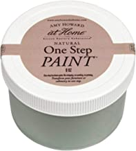Amy Howard Home | One-Step Paint | Cartouche Green | Chalk Finish Paint | Zero VOCs | Eco-Friendly | No Stripping, Sanding or Priming | Multi-Surface Furniture & Cabinet Paint