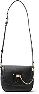 Michael Kors James Cross Body Shoulder Bag Medium Leather Handbag