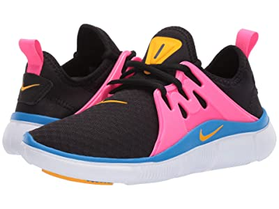 Nike Acalme (Black/University Gold/Hyper Pink) Women