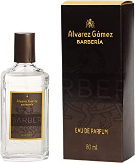 Alvarez Gomez Barbería Eau de Parfum Acuática 80 Mililitros
