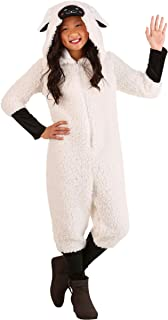 Sheep Kids Jumpsuit Costume