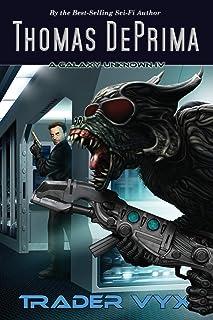 Trader Vyx: AGU Series - Book 4
