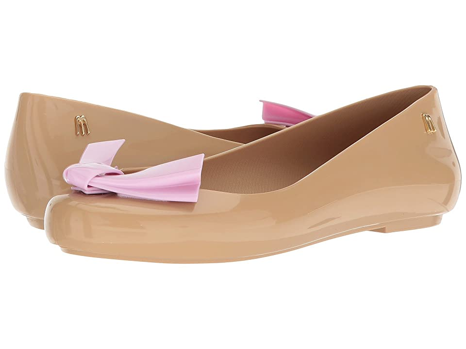 Melissa Shoes Space Love V (Beige/Pink) Women