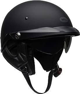 Bell Powersports Pit Boss Helmet - Roses Matte Black-Gunmetal