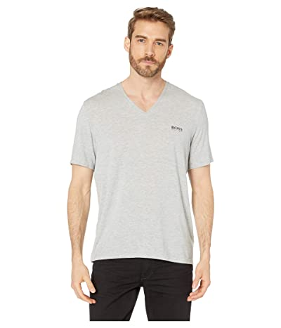 BOSS Hugo Boss Comfort T-Shirt V-Neck (Grey) Men