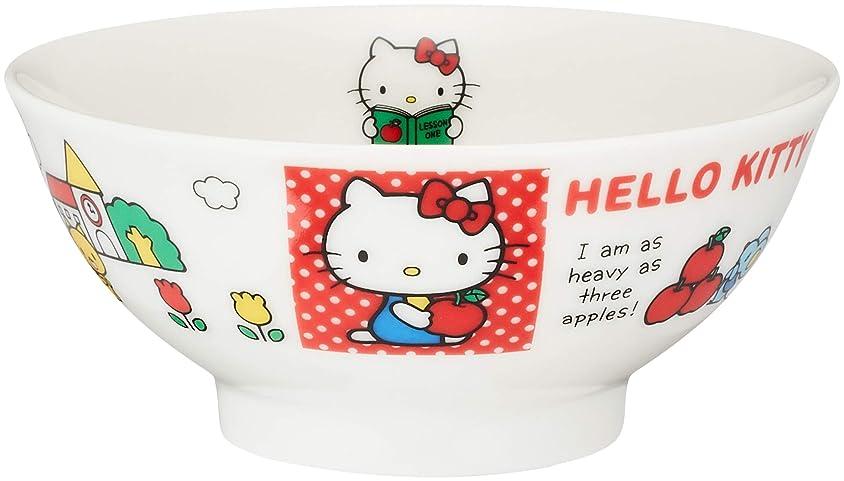クリップ聖職者別のサンリオ(SANRIO) 「 Hello Kitty(ハローキティ) 」 新ハローキティ お茶碗 直径10.5cm 白 337521