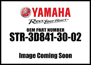 YAMAHA STR-3D841-30-02 Passenger Backrest Upright V-Star 1300