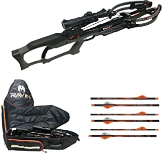 Ravin R10 Crossbow Package, Ravin Crossbow Case, & 6 Ravin Arrows