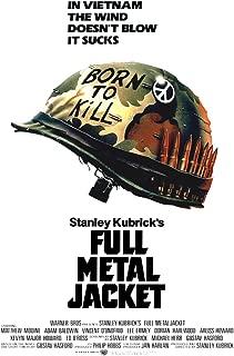 Full Metal Jacket Movie Poster