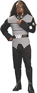 Star Trek The Next Generation Deluxe Male Klingon Costume