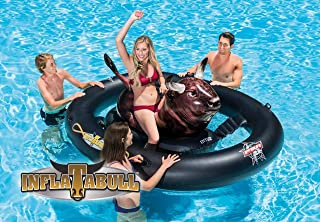 Flotable Giant Riding Bull
