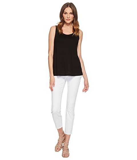 3ff3aadcf5a Eileen Fisher U-Neck Long Tank Top at Zappos.com