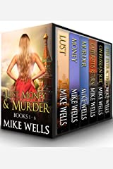 Lust, Money & Murder Super Boxed Set (6 Books): The First Trilogy & The Russian Trilogy Kindle Edition
