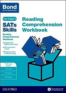 Bond SATs Skills: Reading Comprehension Workbook 10-11 Years Stretch