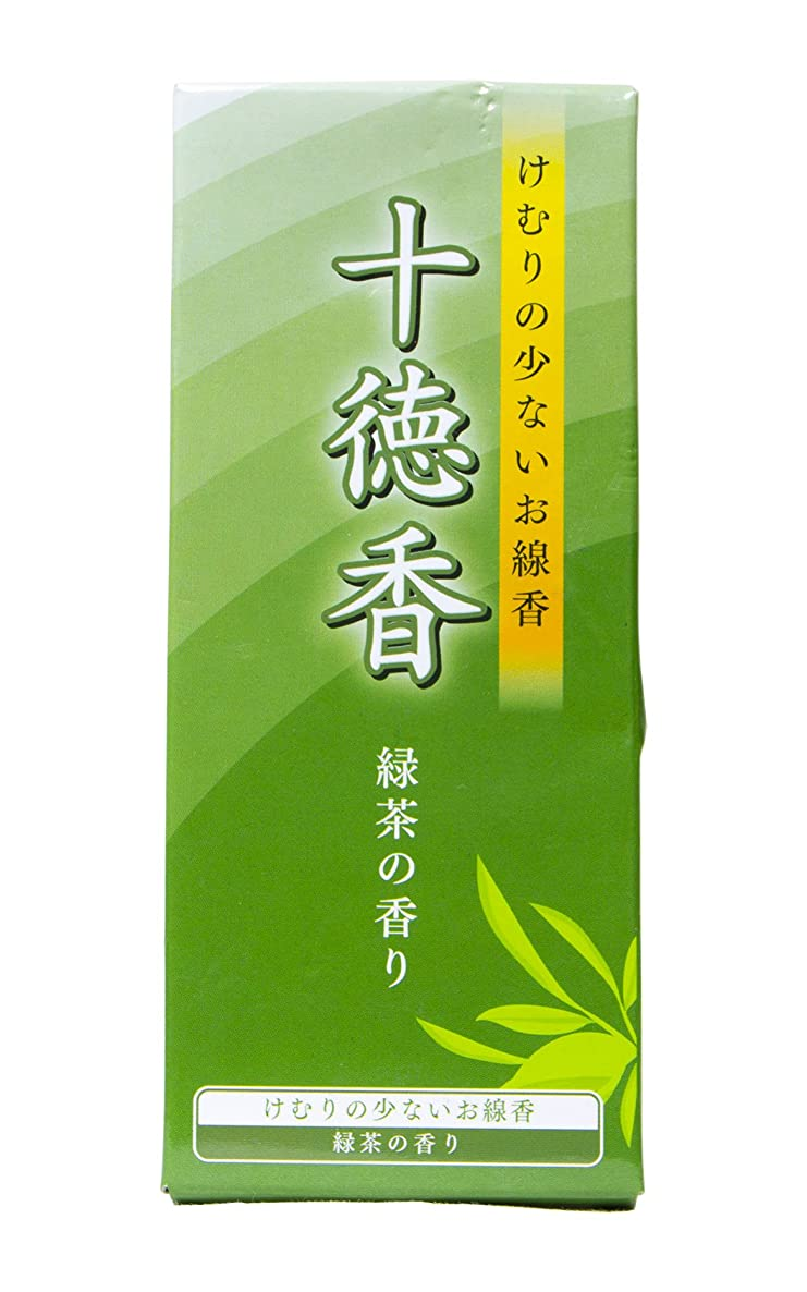 欠席戸口舗装Japanese Green Teaお香200?Sticks