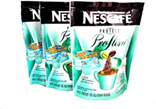 3 Nescafe Protect Proslim Pro Slim Diet Slimming Weight Control Coffee 10 Sticks Made in Thailand
