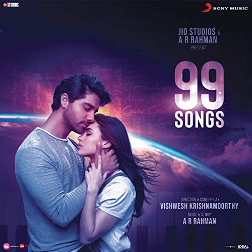 Amazon.com: 99 Songs (Original Motion Picture Soundtrack): A. R. Rahman:  MP3 Downloads