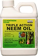 Southern Ag 08722 Triple Action Neem Oil Fungicide Insecticide Miticide