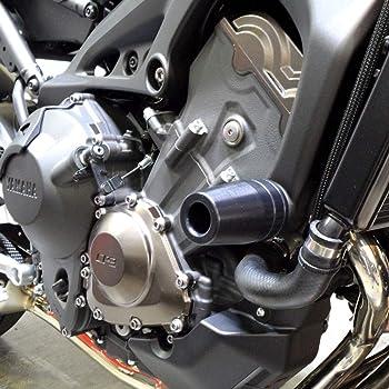 Gold TST Industries Yamaha FZ-07//MT-07 2015 2016 2017 2018 Frame Sliders Crash Protectors