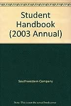 Student Handbook (2003 Annual)