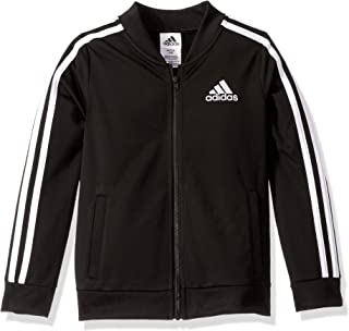 adidas girls Tricot Bomber Jacket