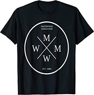 Mastermind Worldwide MMWW Crosshair Kpop Korean Music Shirt