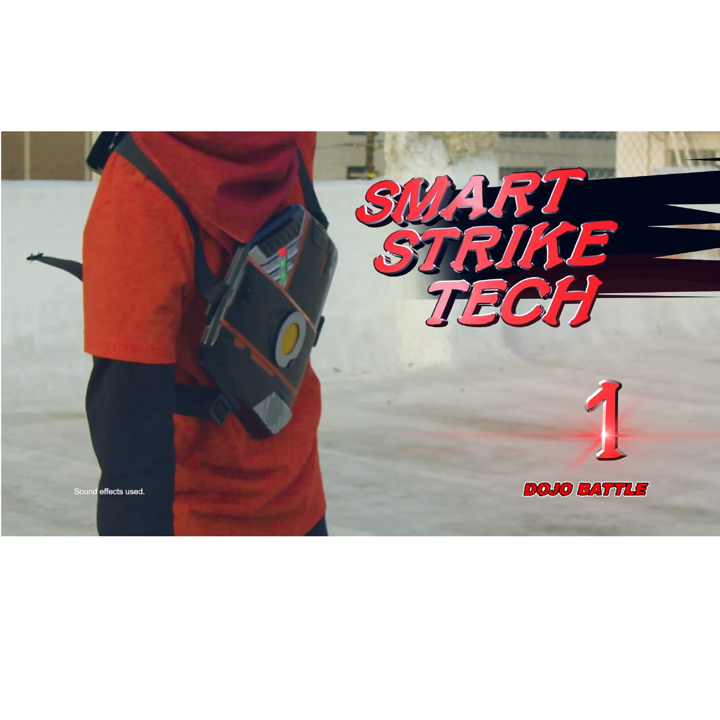Dojo Battle Electronic Battling Game Smart Strike Technology Swords /& Chest Piec