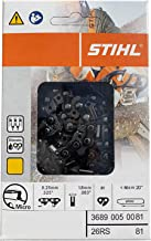 STIHL 26RS 81 Rapid Super Chainsaw Chain 20