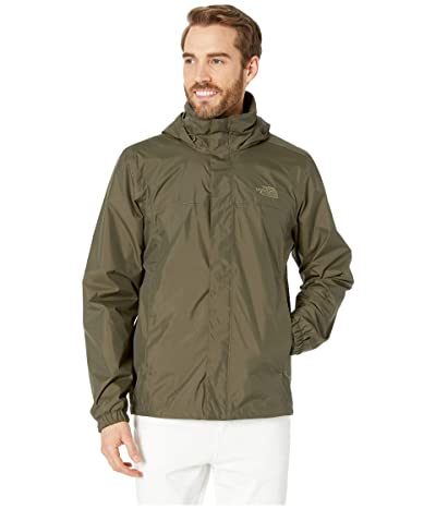 The North Face Resolve 2 Jacket (New Taupe Green) Men
