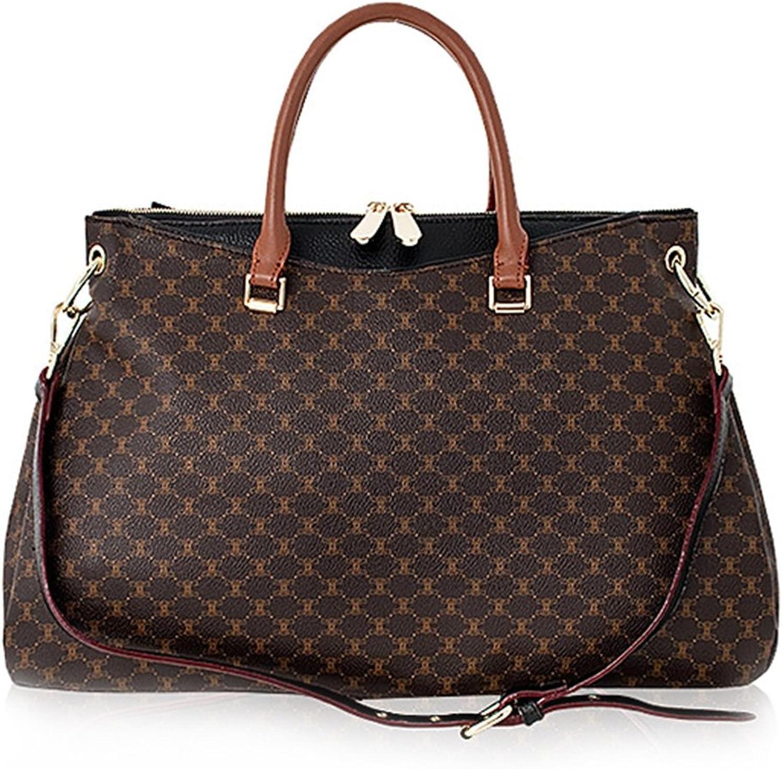Tote and Shoulder Handbag S732