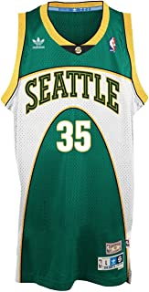 Kevin Durant Seattle Supersonics Green Throwback Swingman Jersey
