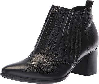 [エコー] ブーツ Shape 45 Block Ankle Boot レディース