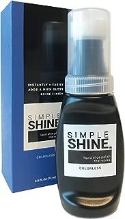 NEW Premium Liquid Shoe Polish Shine Gloss Restore Luxury Leather Bags Boots