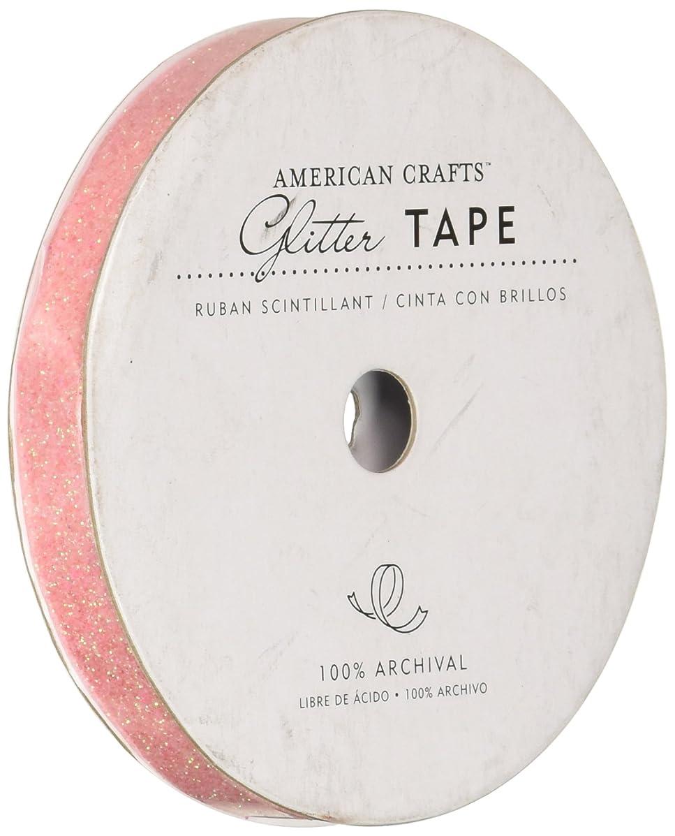 American Crafts 96019 Glitter Tape, 3/8