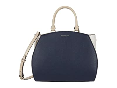 Fiorelli Demi Satchel (Nautical Mix) Satchel Handbags