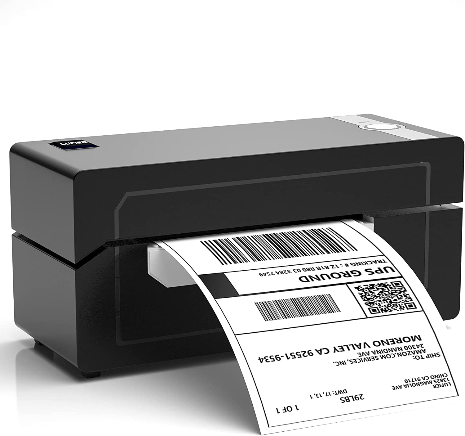 LUFIER cheap Thermal Label Printer Barcode Desktop Shipping 4x6 Limited time sale