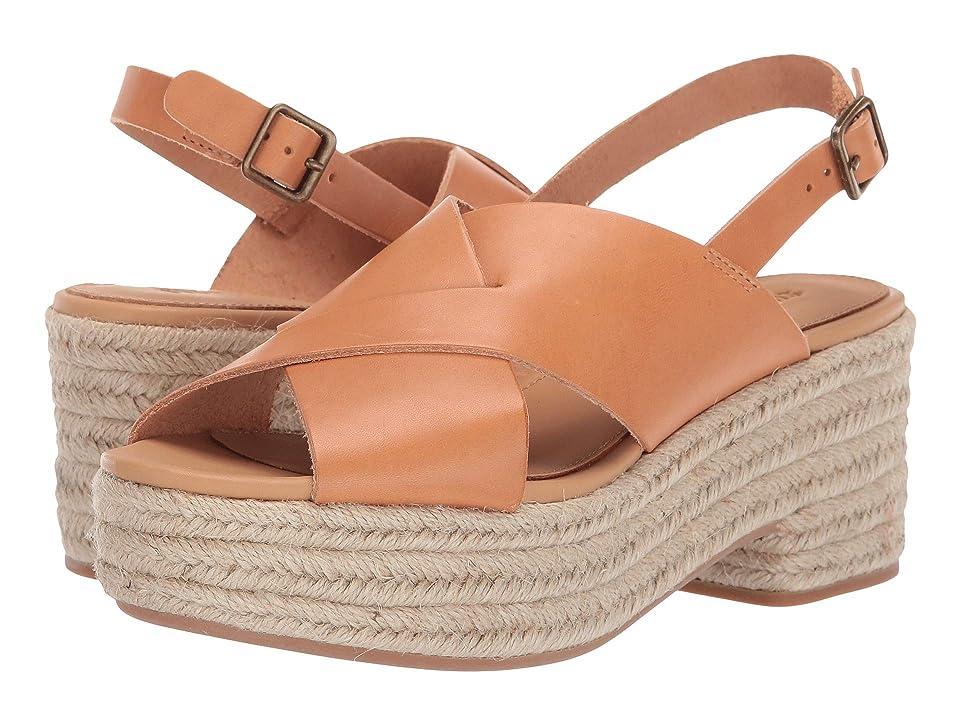 Soludos Amalfi Platform Heel (Nude) Women
