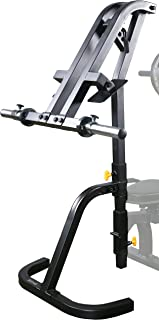 Powertec Fitness Workbench Leg Press Accessory, Black