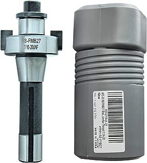 HFS (R) R8 FMB27 Shell End Mill Arbor Drawbar Thread 7/16-20