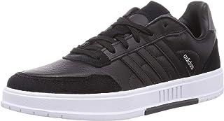 adidas COURTMASTER mens Tennis Shoe,core black/core black/grey six,41 1/3 EU