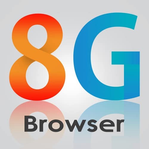 8G Fast Internet Browser - High Speed Up Internet