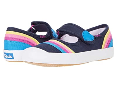 Keds Kids Harper (Toddler/Little Kid) (Rainbow) Girl