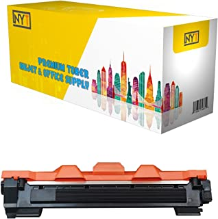 New York Toner New Compatible 1 Pack TN1000 High Yield Toner for Brother : HL-1110 | HL-1112 | HL-1210W ; DCP-1510 | DCP-1512 | DCP-1610W ; MFC-1810 | MFC-1910W - Black