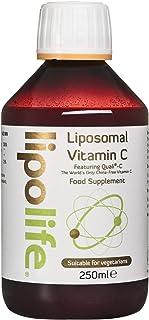 Lipolife Gold - Liposomal Vitamin C (50g of vit C) - 250ml