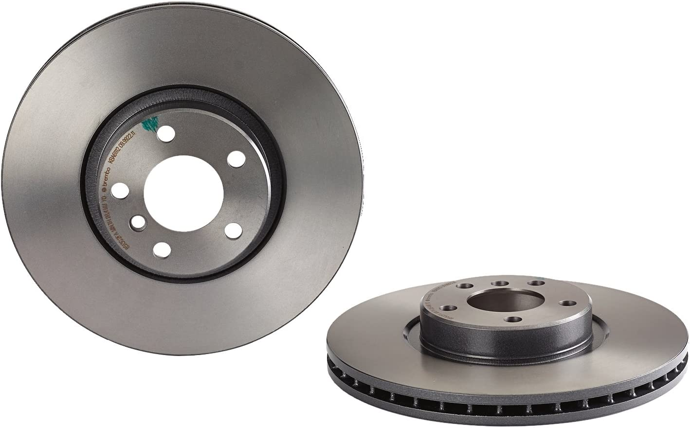 Brembo 09.9922.11 UV Coated Rotor Disc Brake Front Challenge the Topics on TV lowest price of Japan