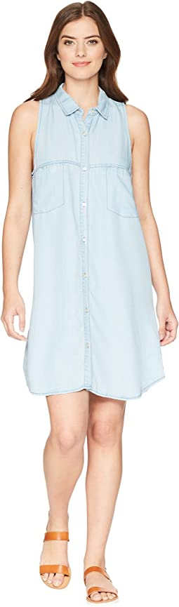 Brantley Chambray Shirtdress
