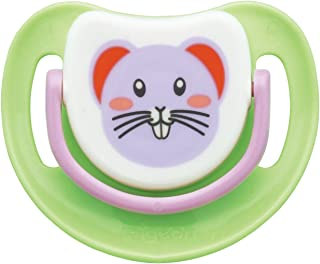 Pigeon Slilicone Pacifier Step 1, Mouse