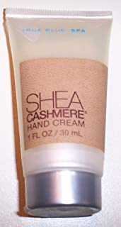 Traveling Mini Shea Cashmere 1 Oz Hand Cream By True Blue Bath and Body Works