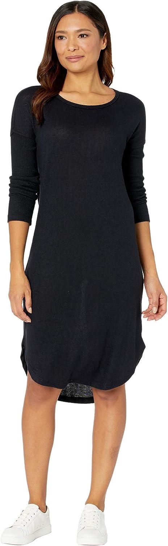 Bobeau Long Sleeve Cozy Dress